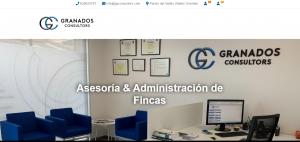 Sector Asesoría Financiero IDYMA Websolutions