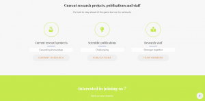 Sector InvestigaciónIDYMA Websolutions