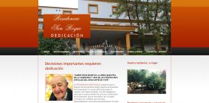 Sector Residencia de Mayores IDYMA Websolutions